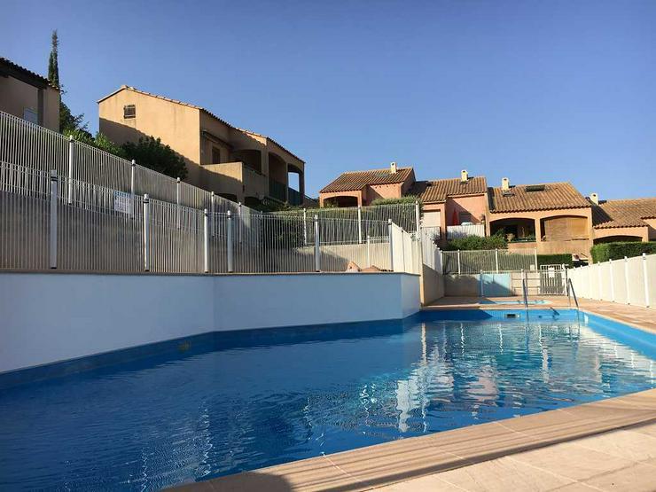 Ferienappartement mit gem. Pool in Cavalaire nahe ST Tropez
