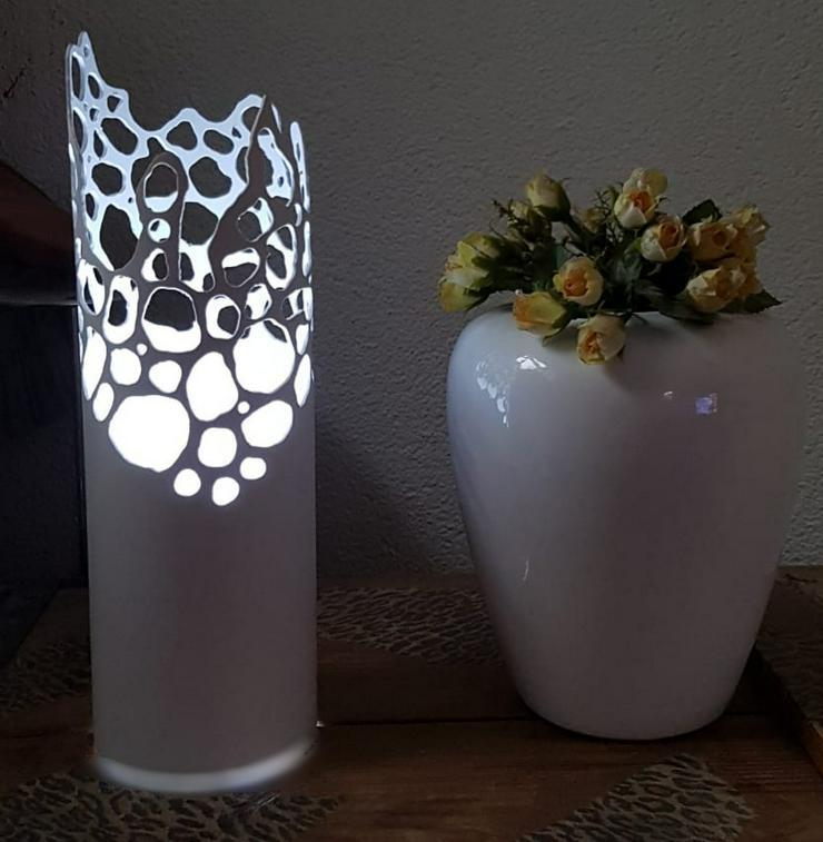 Super coole PVC Lampe