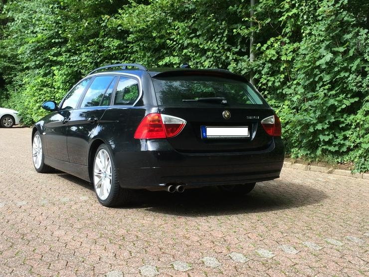BMW E91 325i Touring  - N52 - 218 PS  - TÜV neu - incl. WInterreifen auf Alu