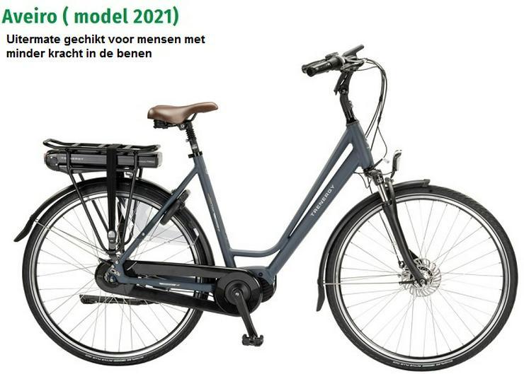 e-bike spaciaal voor mensen met weinig kracht in de benen