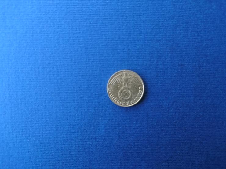 Bild 2: 5-Pfennig-Münze von 1937 zu verkaufen. incl. Versand