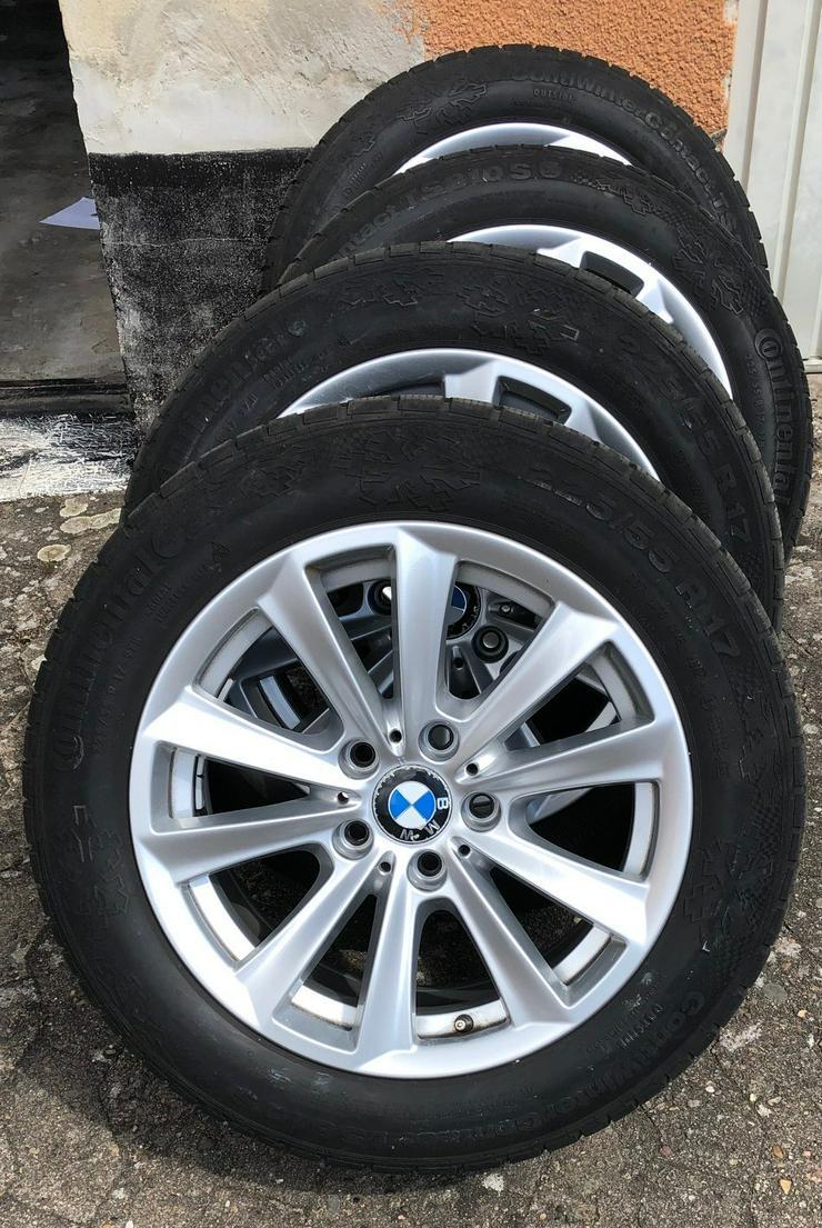 Verkauf BMW 5er Winterreifen auf BMW Alufelgen