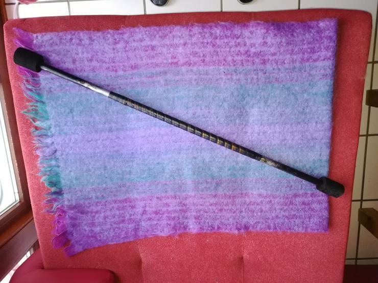 Bild 3: Dragonstaff, Feuerstab, Feuerjonglage 100cm