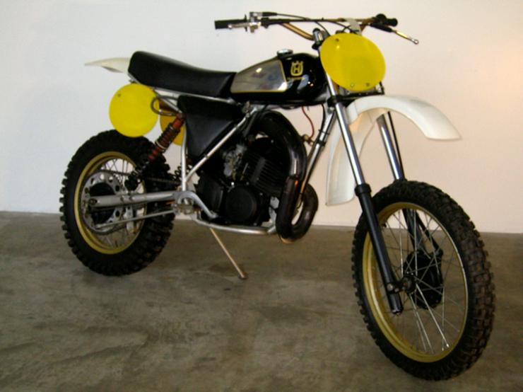 1980 Husqvarna 390
