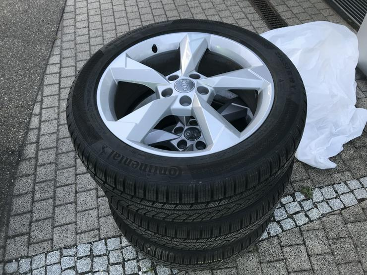 Audi Q3 4 Stück Winterkompletträder