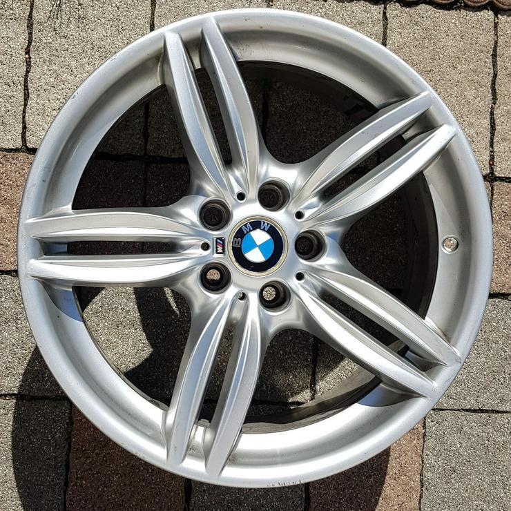 4x Original BMW M Felgen 351 - 5er, 6er Alufelgen, Versand möglich