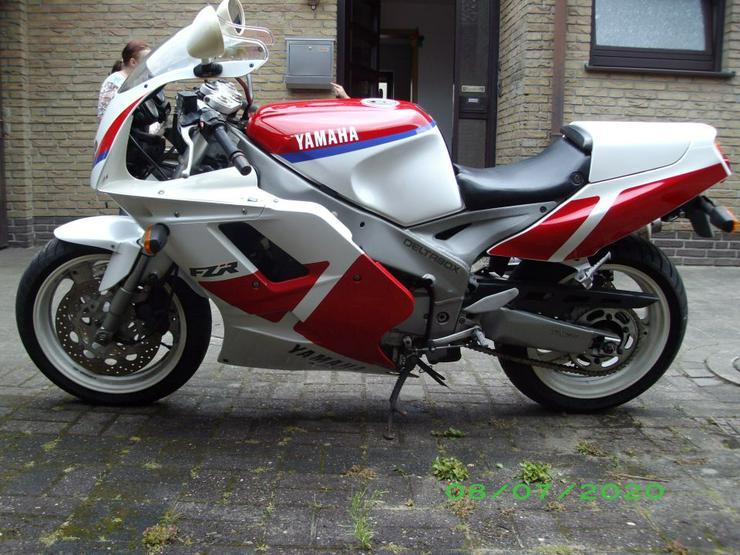 Yamaha FZR 1000 Exup 3LE