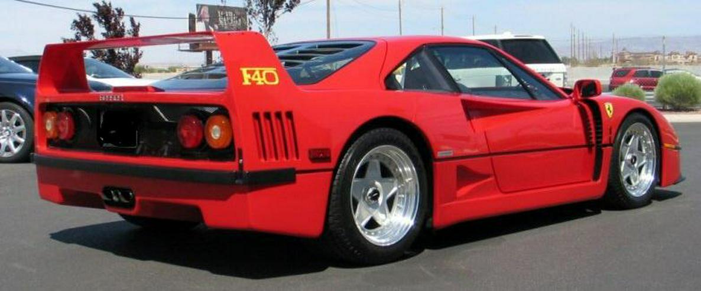 Bild 4: Ferrari F40 im Original Zustand! Corona Preis!