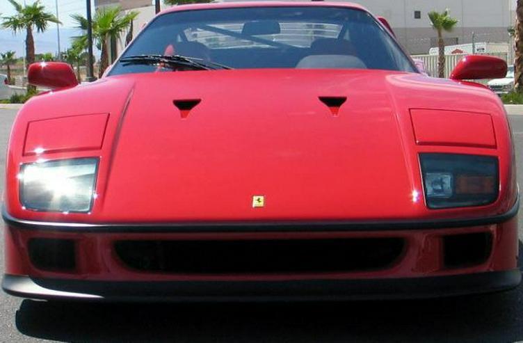 Bild 6: Ferrari F40 im Original Zustand! Corona Preis!