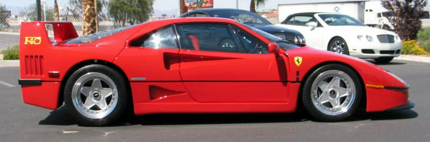 Ferrari F40 im Original Zustand! Corona Preis!