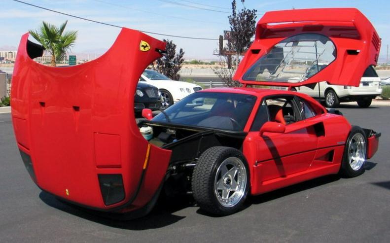 Bild 5: Ferrari F40 im Original Zustand! Corona Preis!