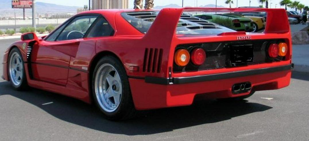 Bild 3: Ferrari F40 im Original Zustand! Corona Preis!