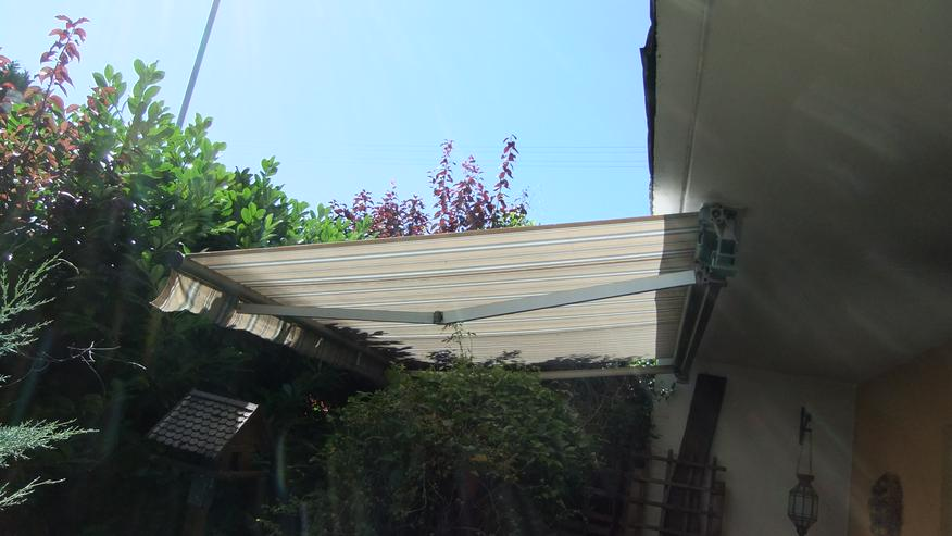 Markise 3 Meter breit, 2 Meter ausfahrbar - Sonnenschutz - Bild 1
