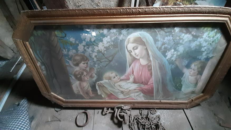 Bild Maria und Kind