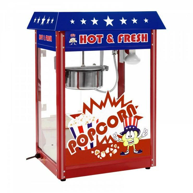 Bild 2: Profi-Popcornmaschine mieten jetzt auch in Ulm und um Ulm herum