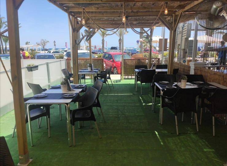 Biete Restaurant Übernahme in Spanien direkt am Strand