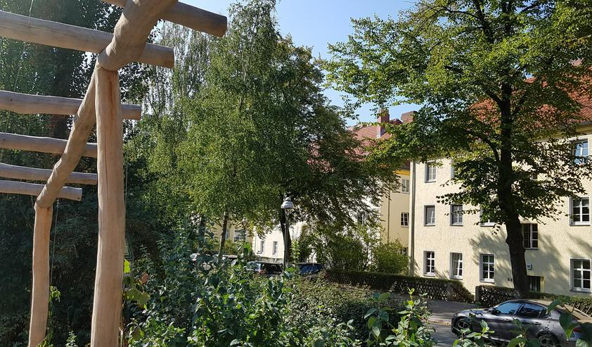Vermietete 3-Zi.-Wohnung Berlin-Charlottenburg Westend Kapitalanlage