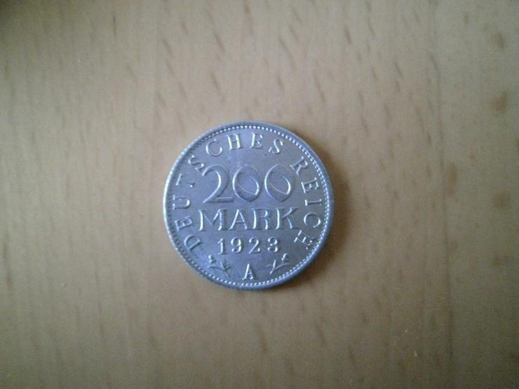Münze von Toten