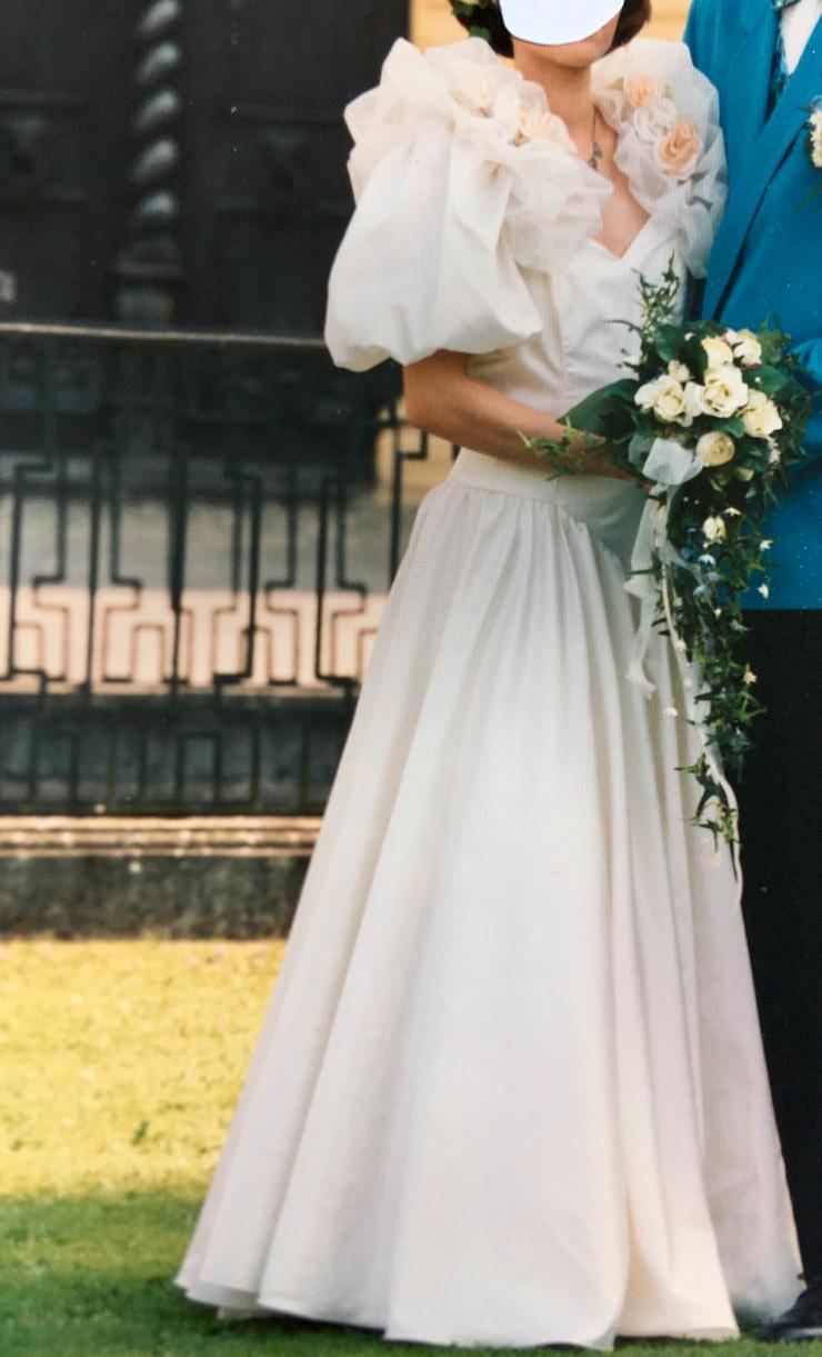 Brautkleid Hochzeitskleid Kleid Gr. 34/36