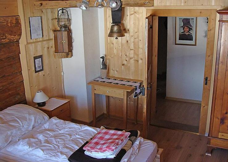 Bild 4: Ferienhaus in den Bergen