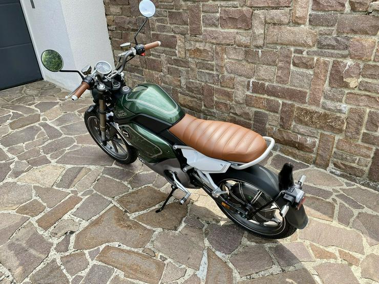 Supersoco Tc 45 km/h Elektro Moped Motorrad