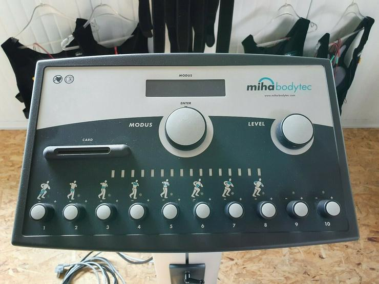 MIHA BODYTEC EMS Gerät Station Elektro Stimulations