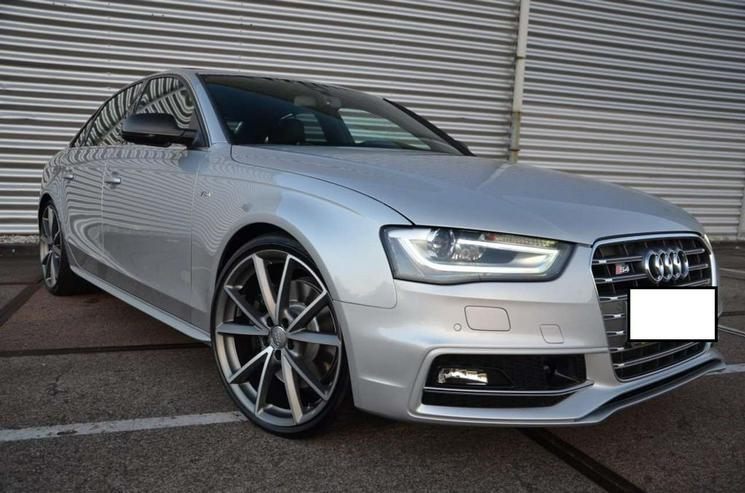 Audi S4 3.0 TFSI Quattro Pro line