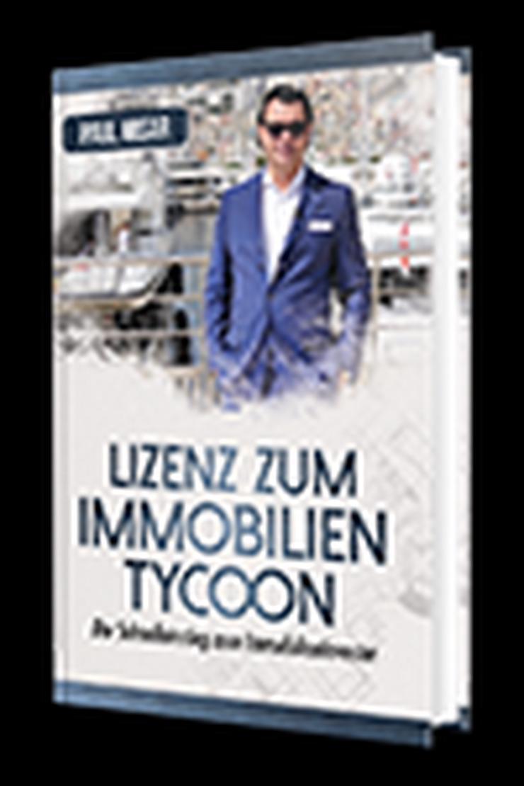 Lizenz zum Immobilien Tycoon  Buch NEU von Paul Misar - Finanzen, Wirtschaft & Recht - Bild 1