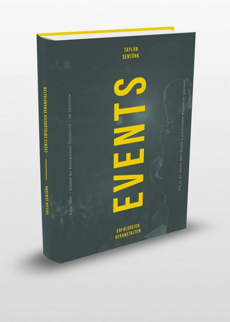 Events erfolgreich Veranstalten   (Das Buch NEU) - Kultur & Kunst - Bild 1