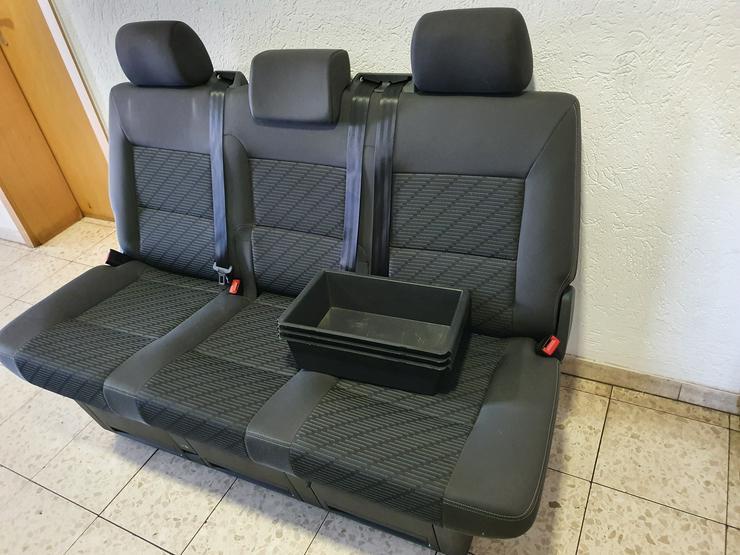 Sitzbank  VW T5 Multivan