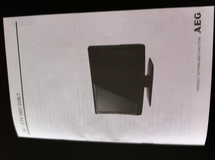 Bild 3: LED-Fernseher von AEG