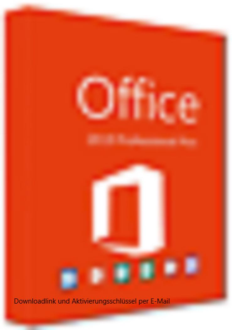Microsoft Office 2019 Professional Plus Download Key für 32-64Bit