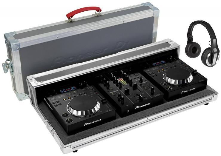 Bild 2: Verleih Pioneer DJ Set CDJ 350 & DJM 350 I Mixer I Deck I Effekt
