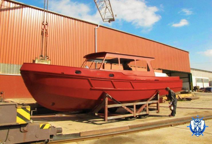 Motor yacht / boot - Jantar 93