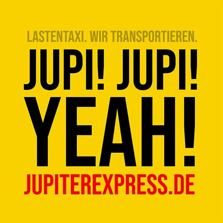 Lastentaxi Köln - JupiterEXPRESS