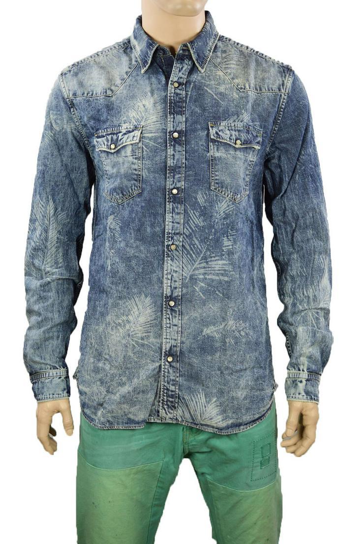 Jack & Jones Adam Shirt Slim Gr.XL Hemd Shirts Hemden 1-1189