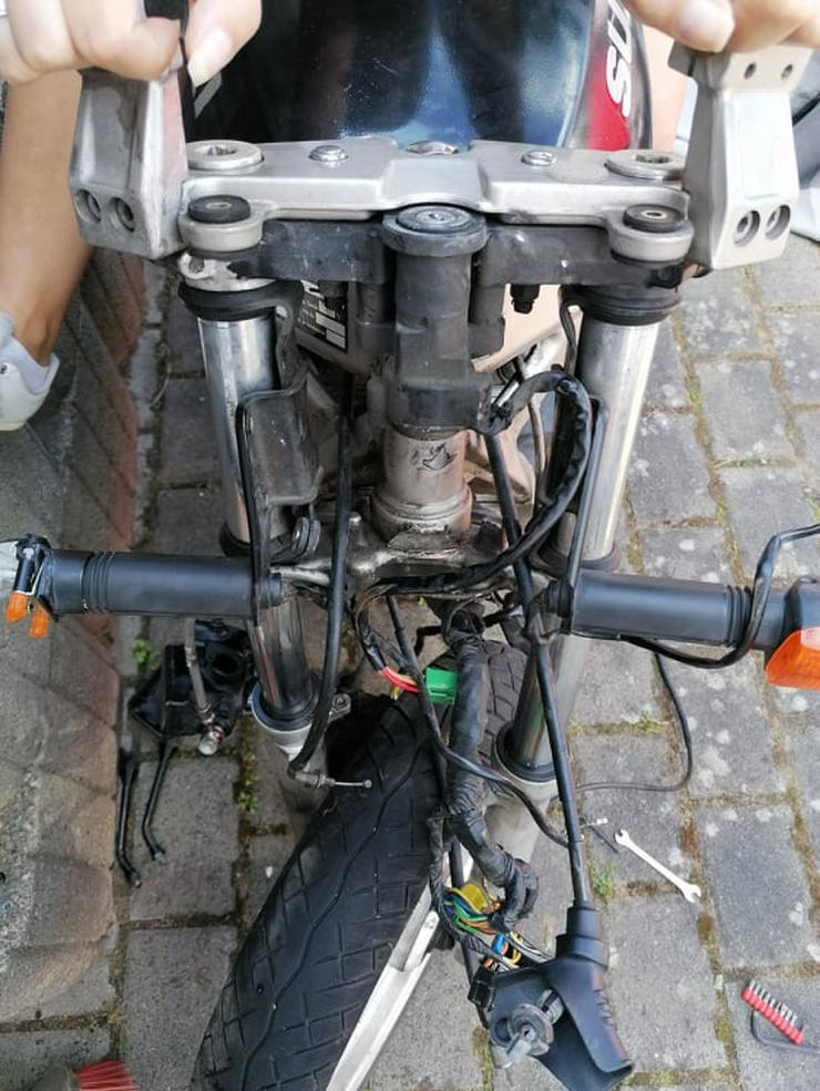 Bild 4: Suzuki GS 500 E