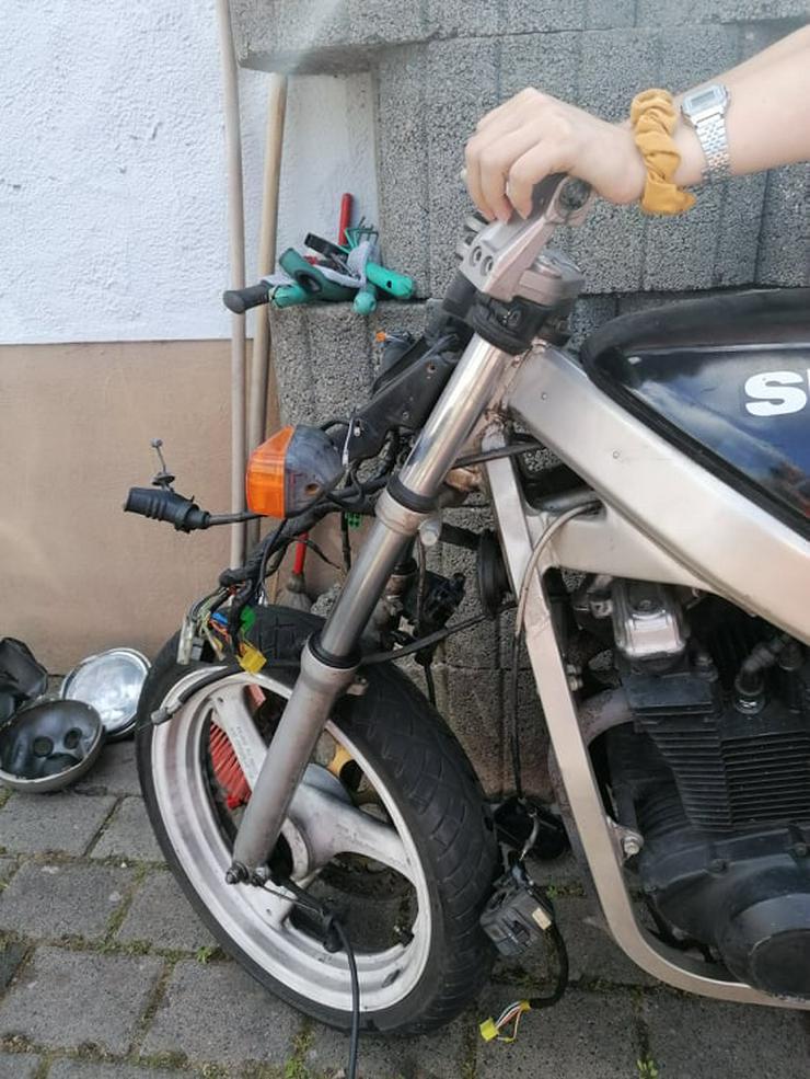 Bild 5: Suzuki GS 500 E