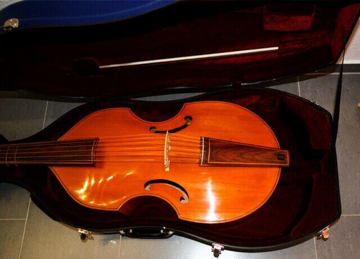 Bass-Gambe,Viola da Gamba