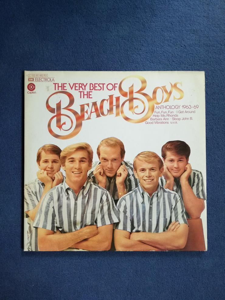 Verkaufe Musik Schallplatten 60'er und 70'er