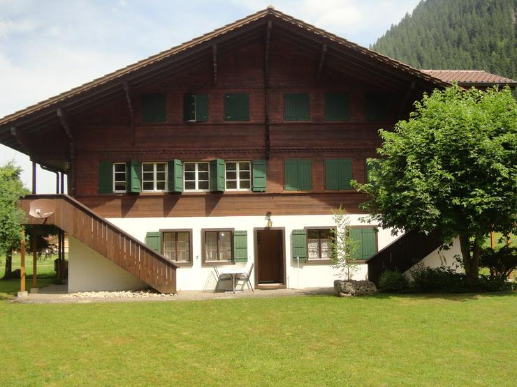 Ferienwohnung,Lenk,Schweiz,4 Bett,Kinderfreundlich,Seniorenfreundlich