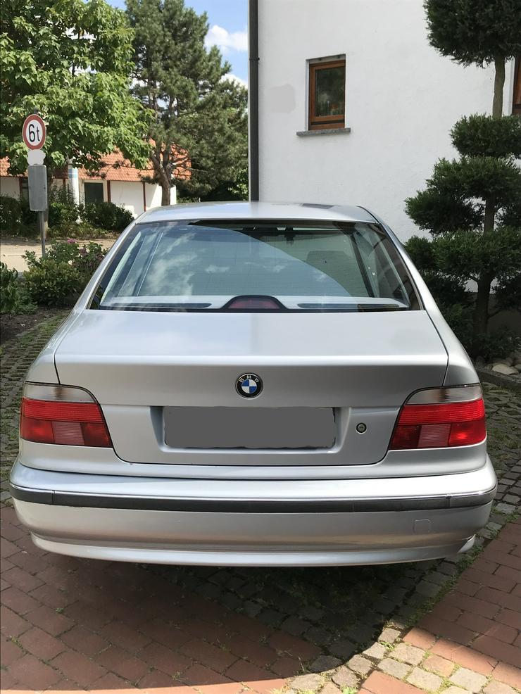 Bild 4: BMW 523i gut erhalten