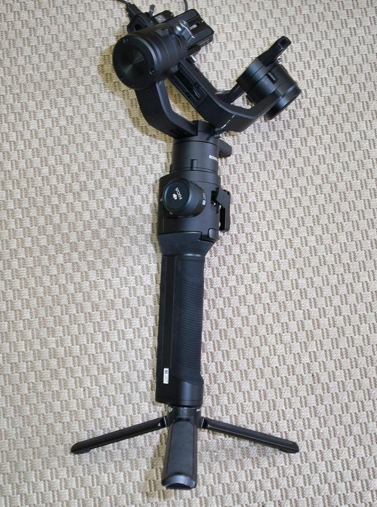 Bild 2: 2 Gimbals! 1 x DJI RONIN-S (ComUnit), 1 x Osmo 2 Gimbal wie neu