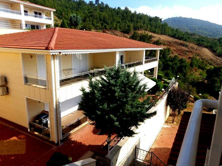 Türkei, Alanya, 3 Zi. u 60 m² Terrasse mit traumhaftem Blick. 367