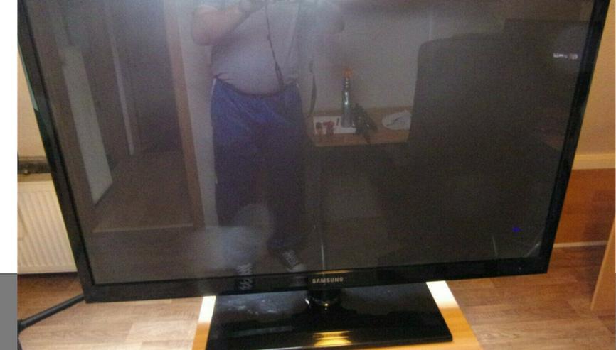 Samsung Plasma PS43D450 / EasyOne HX 40 HDTV Satelliten-Receiver