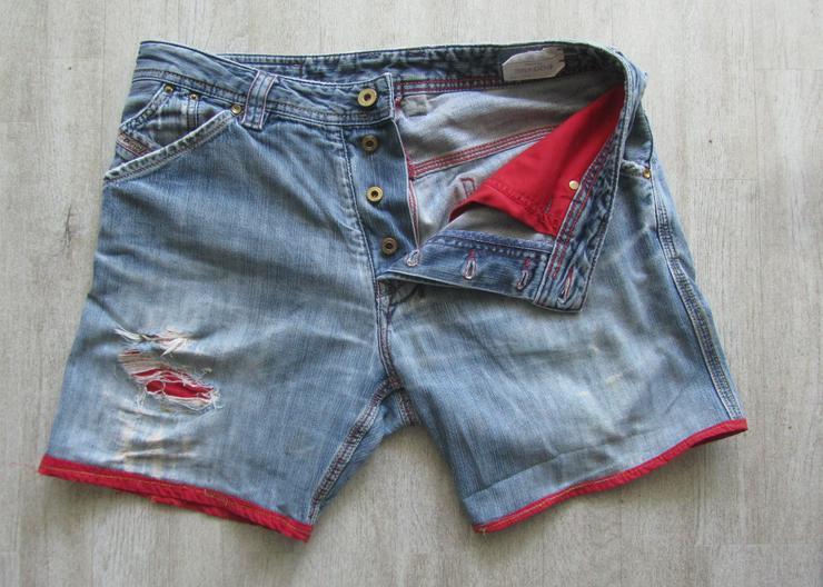 kurze Jeans Diesel