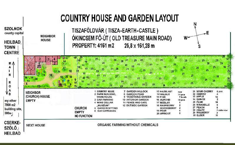 Romantisches, zweistöckiges Landhaus mitten in Ungarn, 217 m2 - Haus kaufen - Bild 4