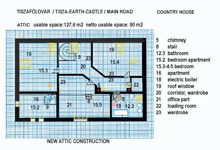 Bild 3: Romantisches, zweistöckiges Landhaus mitten in Ungarn, 217 m2