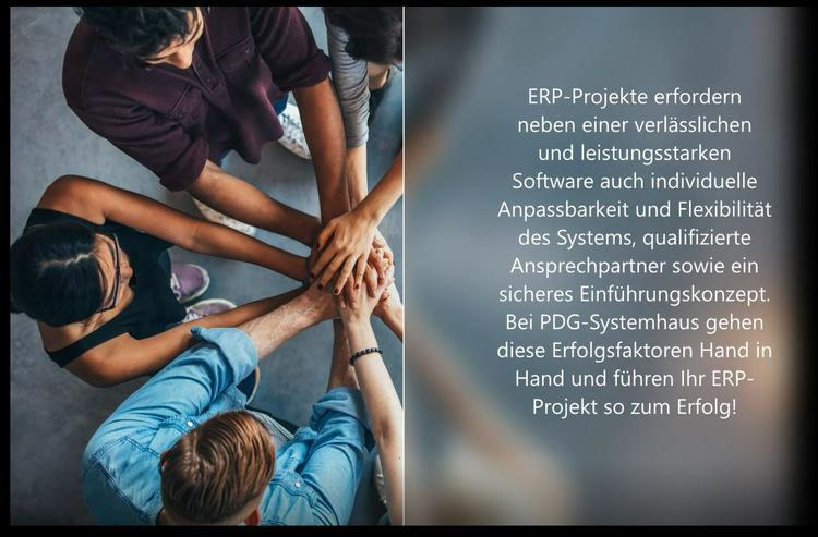 ERP/PPS Lösungen für den Lebensmittelbereich