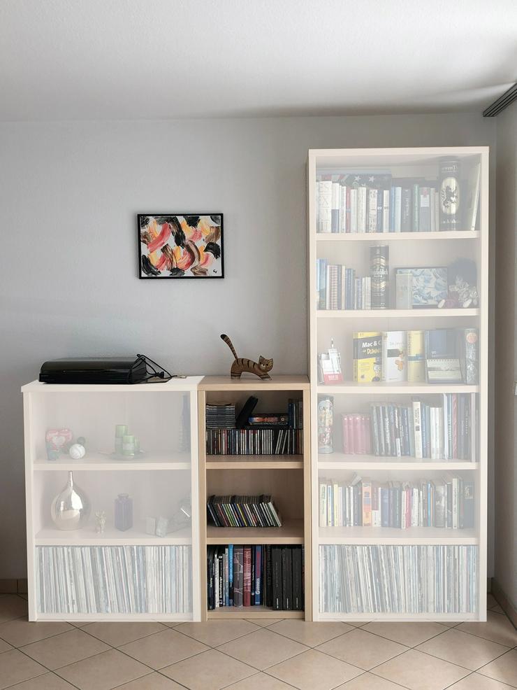 Wohnzimmer-Regal (Breite 52 cm)